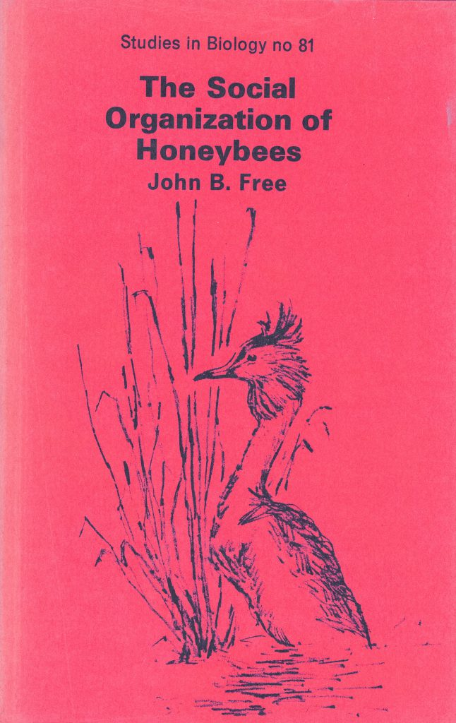 The Social Organisation of Honeybees, John B. Free