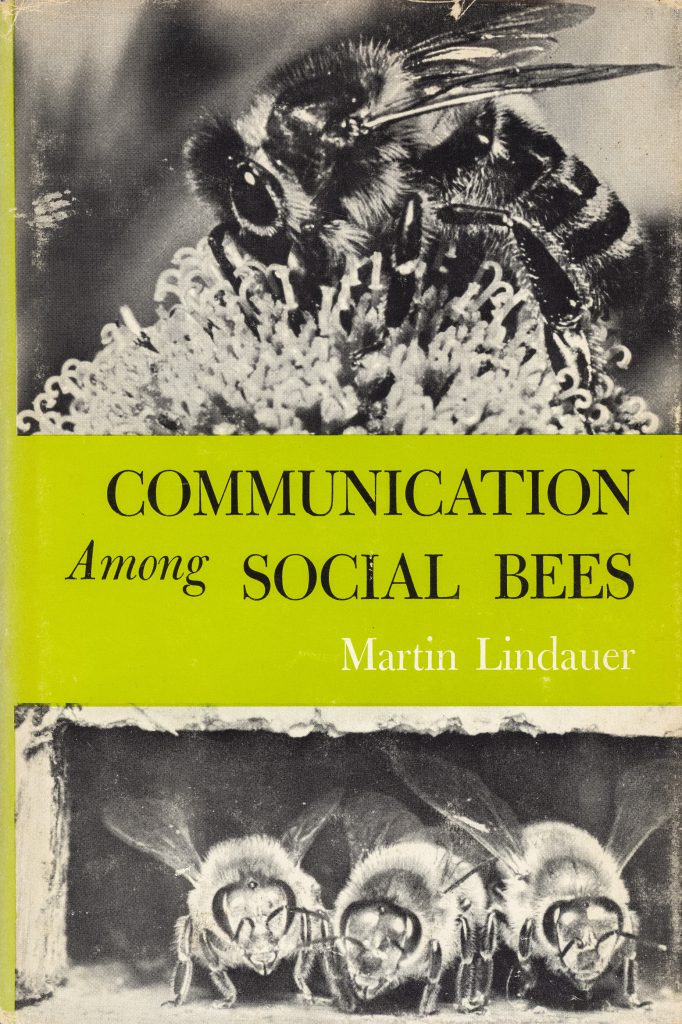 Communication Among Social Bees, Martin Landauer
